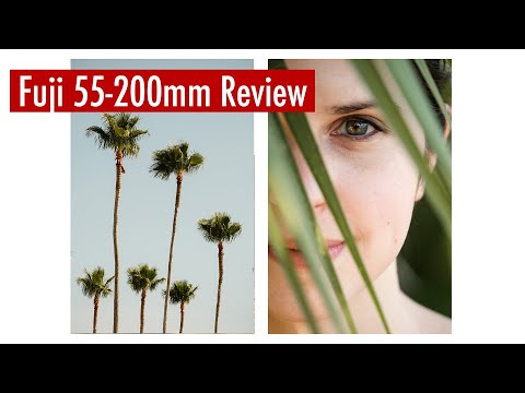 Fuji 55-200mm Review | With Samples