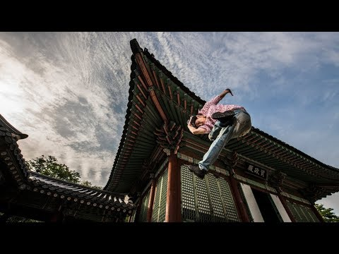 Unleashed in Seoul with Little Shao and the Profoto B10