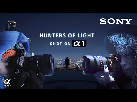 Hunters of Light: Shot on the NEW α1 | Sony Alpha Films