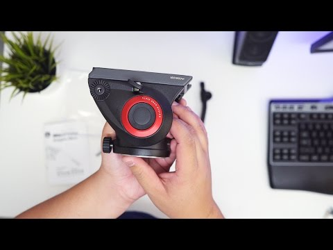 Manfrotto MVH500AH Fluid Video Head | Unboxing Part 1