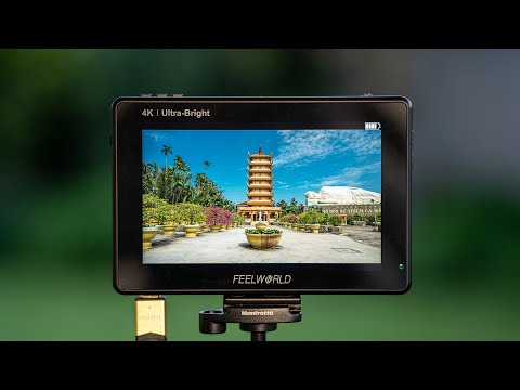 """Feelworld LUT7 / LUT7S Review - 7"""" Ultra Bright Touch Screen Monitor"""