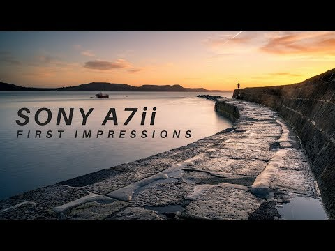 SONY A7II | FIRST IMPRESSIONS AS A LANDSCAPE PHOTOGRAPHER | LYME REGIS