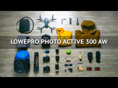 GEAR : Lowepro Photo Active 300AW | Norway