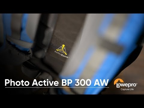 Lowepro Photo Active BP 300 AW - Product Walk Through