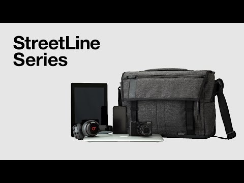 StreetLine Series: Stylish Commuter Bags for Daily Travel