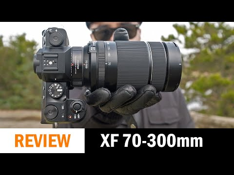 First Shooting Impressions: Fujifilm XF 70-300mm F/4-5.6 R LM OIS WR