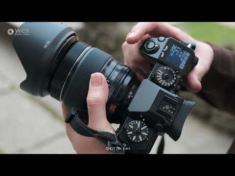 Fujifilm X-H1 | Hands-On First Look
