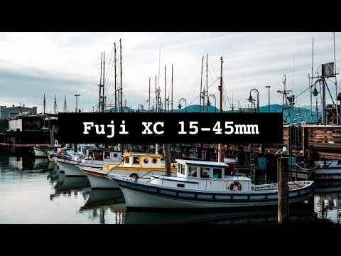 Is the Fuji XC 15-45mm 3.5-5.6 good enough for serious photographers?