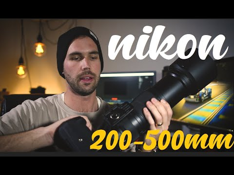 Nikon 200-500mm f5.6 - One Year Review