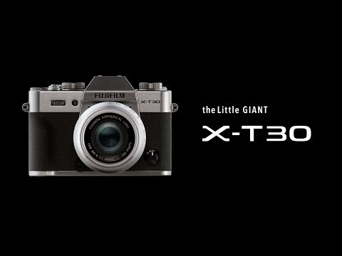 FUJIFILM X-T30 Promotional Video | FUJIFILM