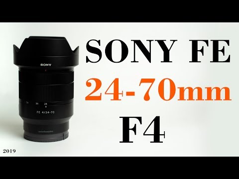 Sony 24-70mm F4 Review - Worth buying in 2020?