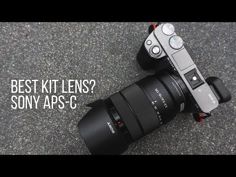 Best Kit Lens for APS-C? | Sony 18-135mm | Sony a6000, a6300, a6500