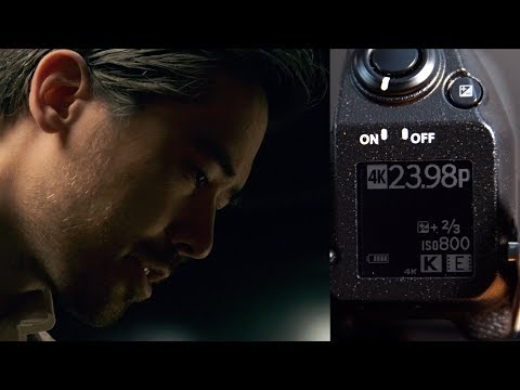 Wooden Niccolls: Using the Fuji X-H1 Shoot A Scene From 'Collateral'