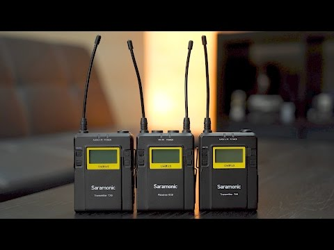 Saramonic UWmic9 Review & Comparison to RodeLink Wireless Filmmaker