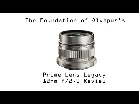 Olympus 12mm f/2.0 Review - By Darren Miles