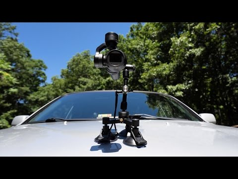 DJI OSMO & Accessory Review