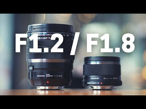 Why I Upgraded to Olympus 25mm F1.2 PRO from F1.8?