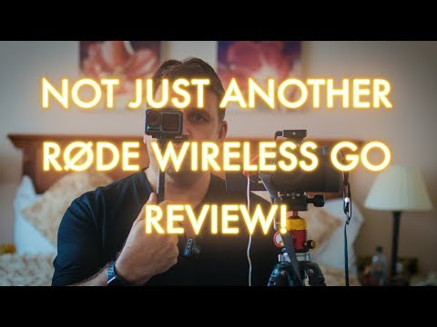 NOT just another RØDE Wireless Go review!