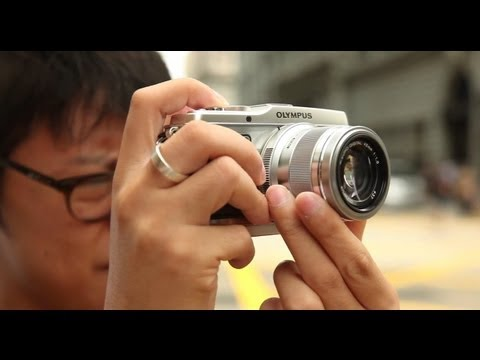 Olympus M.Zuiko 45mm f/1.8 Hands-on