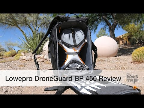 Lowepro DroneGuard BP 450 REVIEW