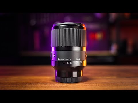 SIGMA STRIKES BACK! - Sigma 35mm F1.4 DG DN Art Lens for Sony Review