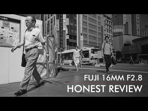 Fuji 16mm F2.8 2019 Review // New STREET King? Samples Included!