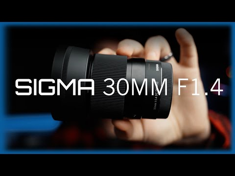 Sigma 30mm F1.4 DC DN C Review - A Must Have APS-C Lens (2021)
