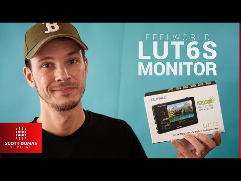 Feelworld LUT6S Unboxing, Review and Comparison