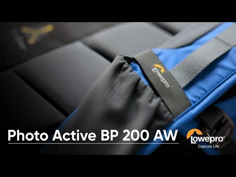 Lowepro Photo Active BP 200 AW - Product Walk Through
