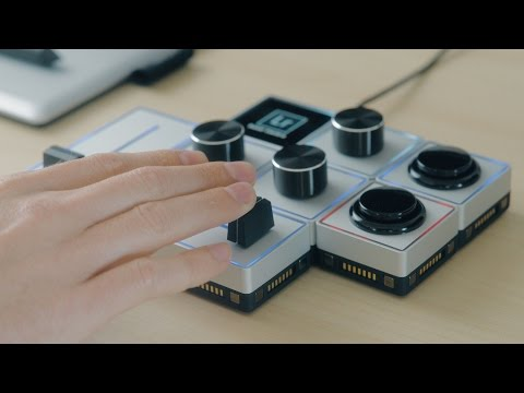 Palette Gear: Modular Controls for Faster Editing