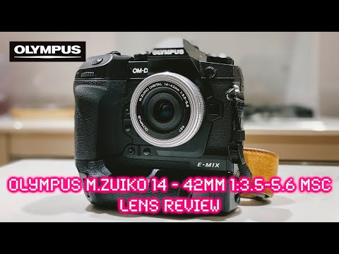 Olympus M.Zuiko 14-42mm EZ MSC is a great lens - RED35 Review