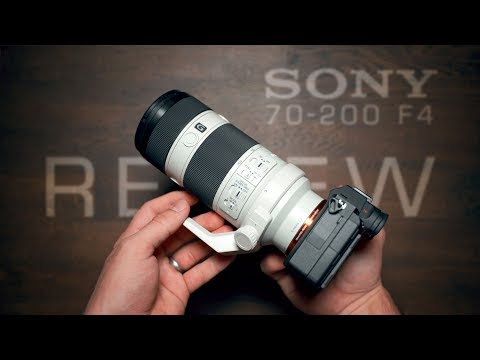 SONY 70-200 F4 | SONY Zoom Lens REVIEW