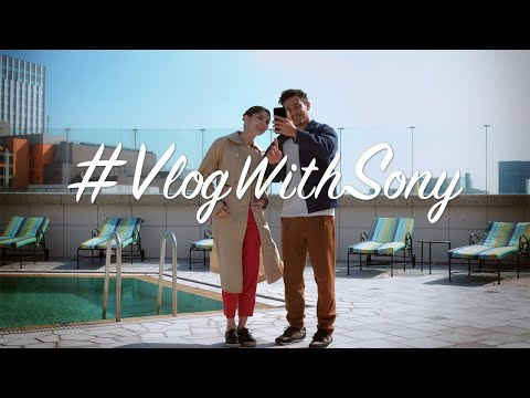 Vlog With Sony | Travel (Outdoor) | Alpha 6400 | Sony | α