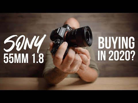 Sony 55mm 1.8, Should you buy in 2020? I did... Sample Images