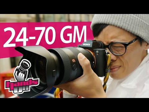 Sony 24-70mm GM Hands-on Review