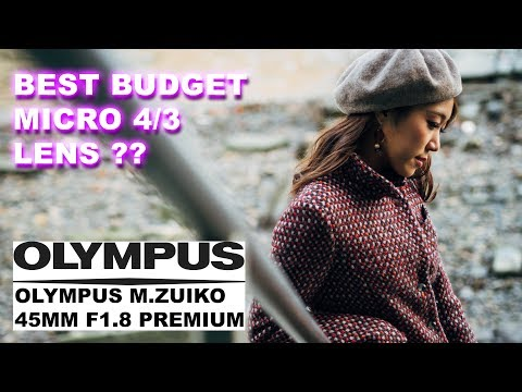 The BEST Budget M4/3 Lens - RED35 Review Olympus M Zuiko 45mm f/1.8