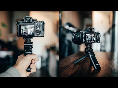 All new Sony GP-VPT2BT Wireless Shooting Grip!