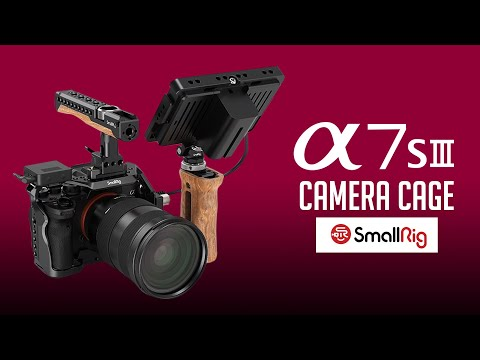 A7S III Camera Accessories from Small Rig