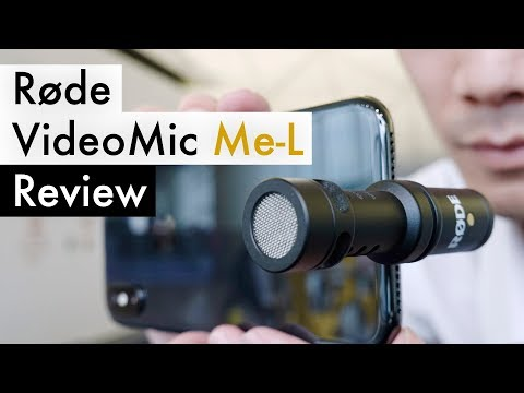 Easiest way to improve your iPhone video: Røde VideoMic Me-L Hands-on Review