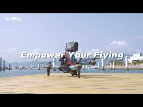 DJI FPV with SmallRig Accessory Solution Launches