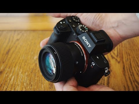 Sigma 56mm f/1.4 DC DN 'C' lens review with samples
