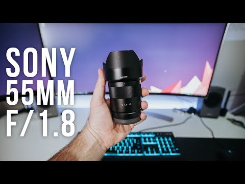 Honest opinion - Sony Zeiss 55mm f1.8 lens after 1 year!