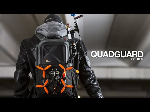 Lowepro QuadGuard Series - Protect your FPV drone