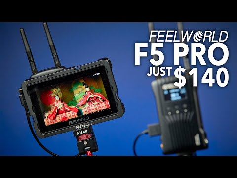 """Feelworld F5 Pro 