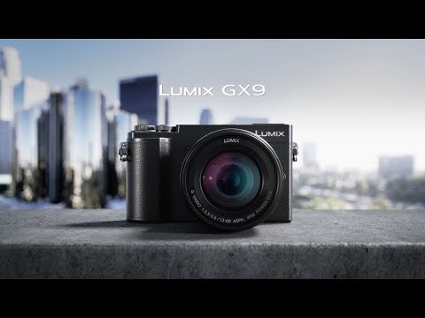 LUMIX GX9 - THE STREETS ARE YOUR STUDIO