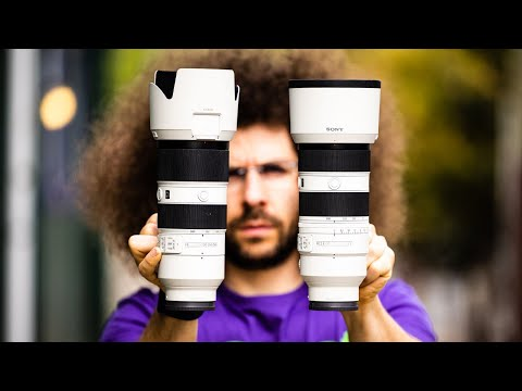 Sony 70-200 2.8 GM II REVIEW: MAJOR UPDATE or Save Your Money?