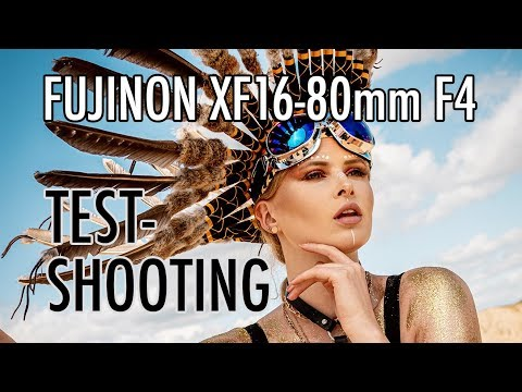 FUJINON XF16-80mm F4 - One Day With X Photographer Jens Burger