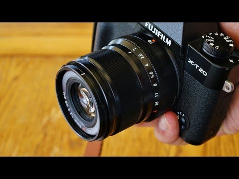 Fuji XF 50mm f/2 R WR lens review with samples