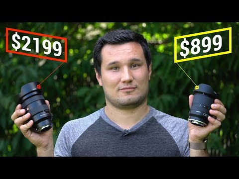 Tamron 17-28mm F2.8 vs Sony 16-35mm GM - Cheaper and Better?