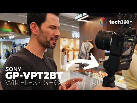 Sony GP-VPT2BT Wireless Shooting Grip Review: Could This Replace Your Gimbal?